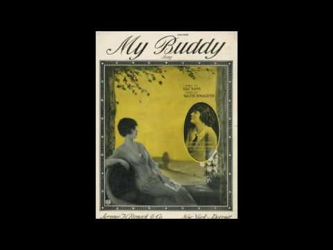 My Buddy (1922)