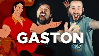 GASTON (Beauty & the Beast 2017) - Cover by Jonathan Young & Caleb Hyles