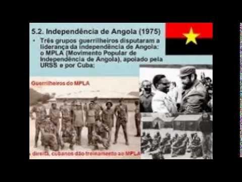 MPLA en defesa de Angola.guerra de guerrilhas