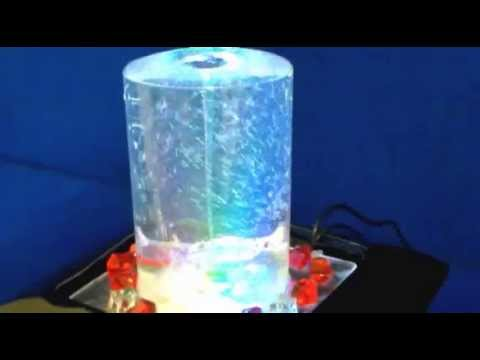 how to make a whirlpool fountain