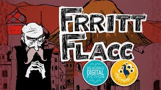 "Frritt-Flacc, by Jules Verne - 30"" English"