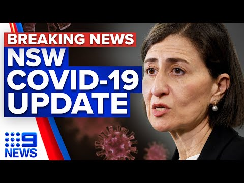 Coronavirus: NSW Premier Announces 15 New Cases Of COVID-19 | 9 News Australia