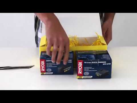 Voice Artist Kav _ Corporate VO: Unboxing the Ryobi Universal Power Platform