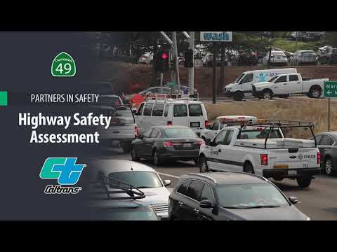 Highway 49 Safety Assessment Report: Introduction