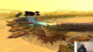 BlazeRush Multiplayer Gameplay - VR Oculus Rift - HD 720p 60 fps