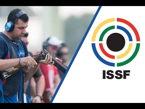 Trap Men Final - 2017 ISSF World Cup Final in New Delhi (IND)