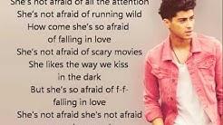 One Direction - She's Not Afraid lyrics
