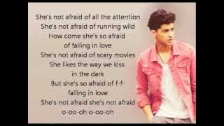 Repeat youtube video One Direction - She's Not Afraid lyrics