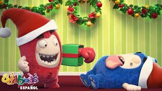 Oddbods en NAVIDAD con NUEVOS Episodios - !Sorpresa! | Show de Oddbods | Caricaturas para Niños