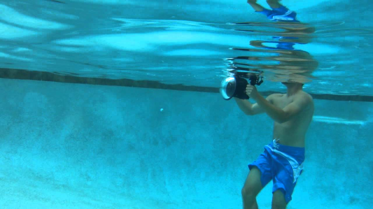 Pet Photographer Seth Casteel - Underwater Dog Photography - YouTube