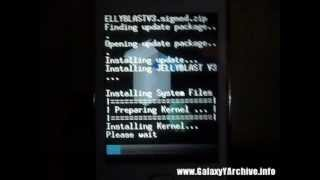 Update Galaxy Y S5360 to Android 4.1 Jelly Bean Blast Custom Firmware + All updates