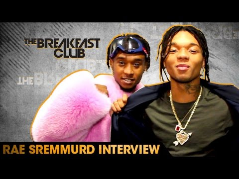 Rae Sremmurd Interview With The Breakfast Club (8-2-16)