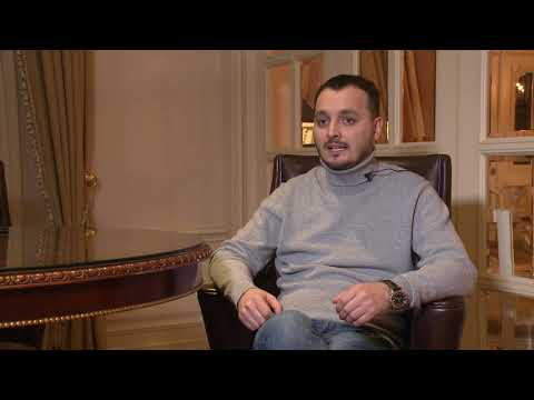 Interview with Mikhail Bakunin, SSE Russia Alumni EMBA GM17 group