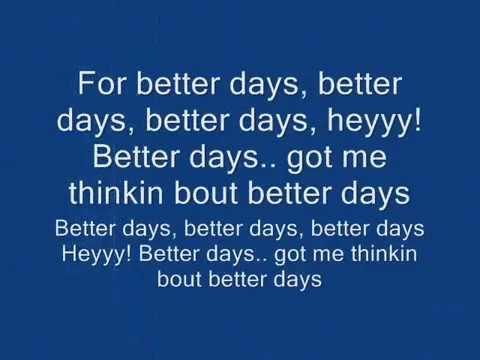 2pac-Better days lyrics video