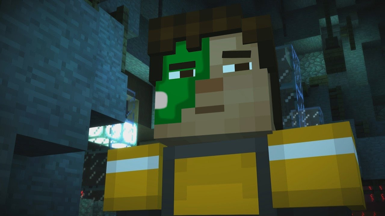 Jesse Best Moments Minecraft Story Mode Youtube