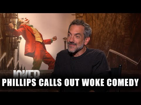"Todd Phillips Says ""Woke Culture"" Is Destroying Comedy"
