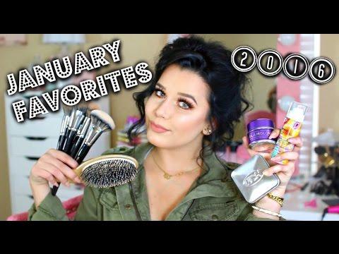 JANUARY FAVORITES | Makeup, Skincare, Hair & Accessories!
