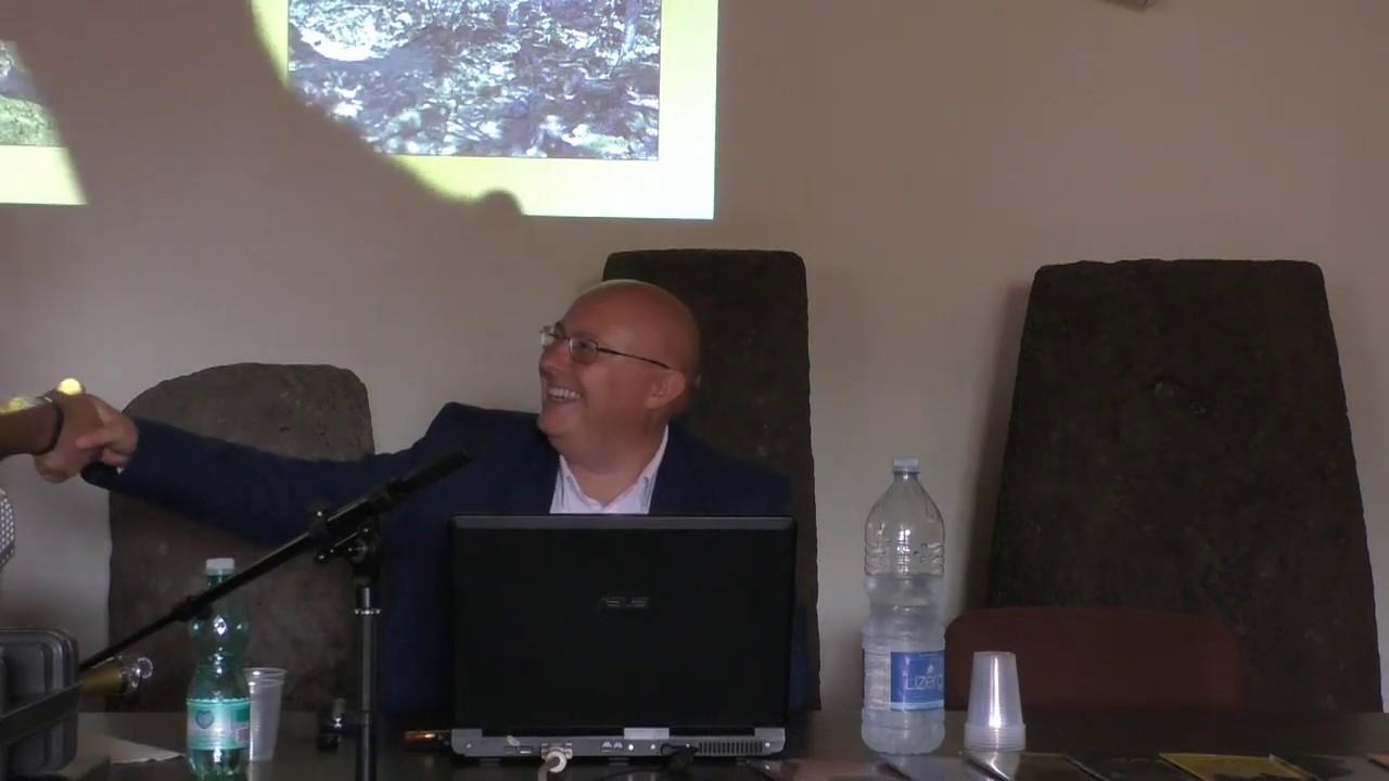 Sedilo - Conferenza del 8 giugno 2019