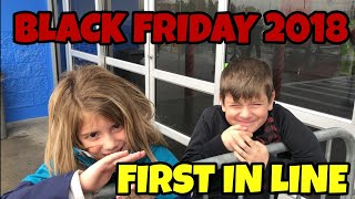 Kid Temper Tantrum Wants To Be First For Black Friday At Walmart 2018 [ Original ]