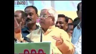 Have you seen Lalu Prasad Yadav mimicking PM Narendra Modi . Check out this hilarious video