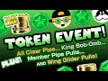 Gambar cover Mario Kart Tour TOKEN EVENT Reaction! PLUS: Pipe Pulls, King Bob-omb and More!