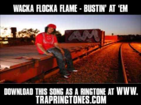 Wacka Flocka Flame - Bustin' At 'em [ New Video + Lyrics + Download ]v