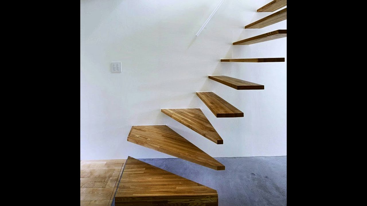 The unique stairs designs ideas youtube for Unique staircase ideas