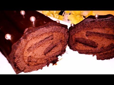 recette-gâteau-roulé-chocolat-facile