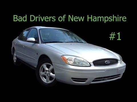 Bad Drivers of New Hampshire #1