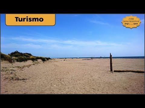 Spiagge di Rosolina Mare RO, nel Delta del Po