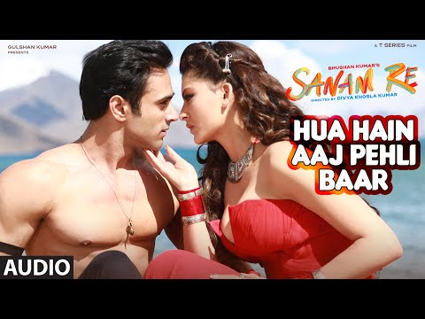 HUA HAIN AAJ PEHLI BAAR Full Song | SANAM RE | Pulkit Samrat