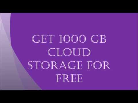 GET 1000 GB CLOUD STORAGE FOR FREEEEEEEEEEEEEEEEEEEEEEEEEEEEEEEEE