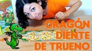 [Primeros Juegos de Mesa] Dragón Diente de Trueno