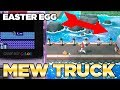 Mew Truck Easter Egg in Pokemon Let's Go Pikachu & Eevee