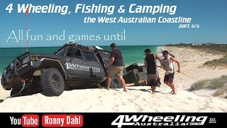 4 Wheeling & Beach Fishing, part 6/6