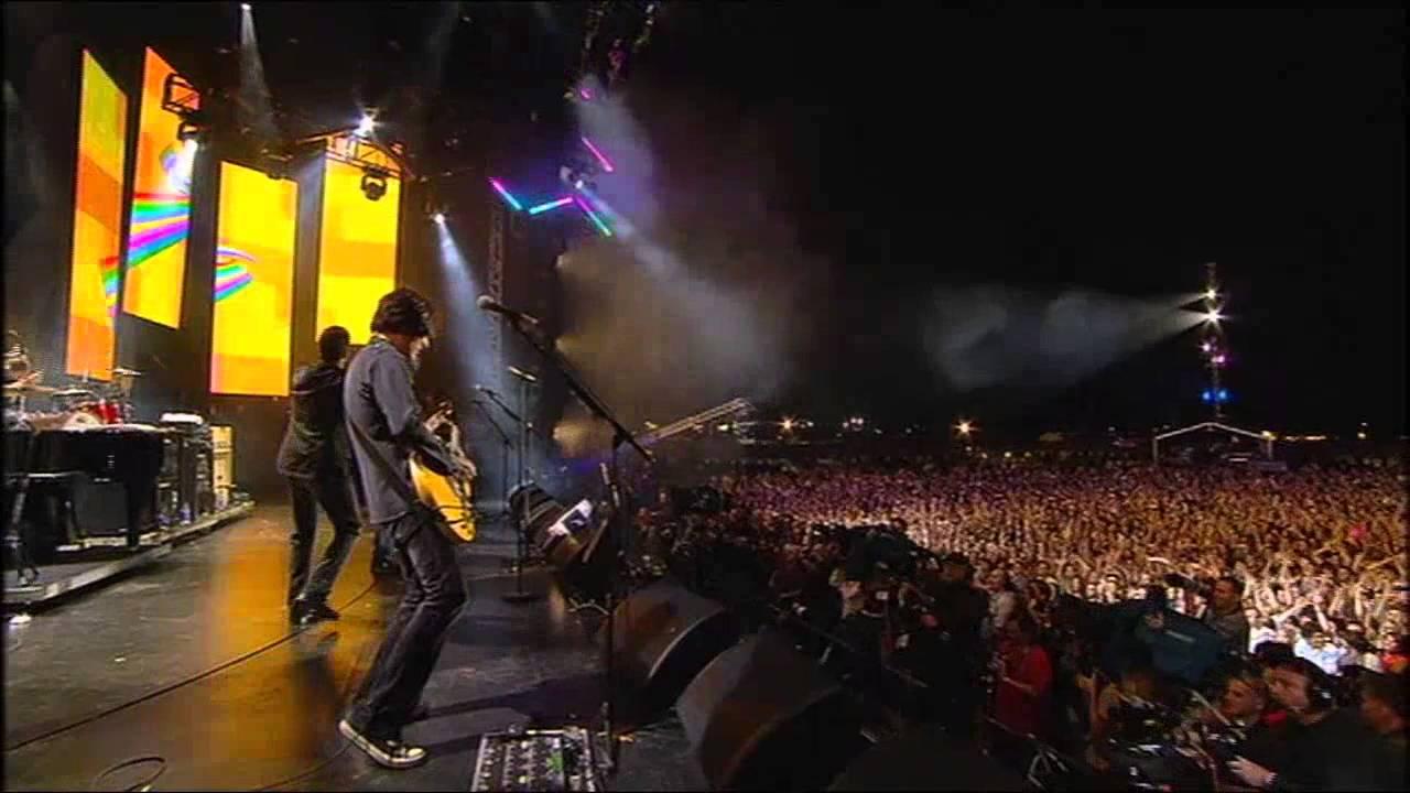 Paul McCartney Amp George Michael Drive My CarLive 8