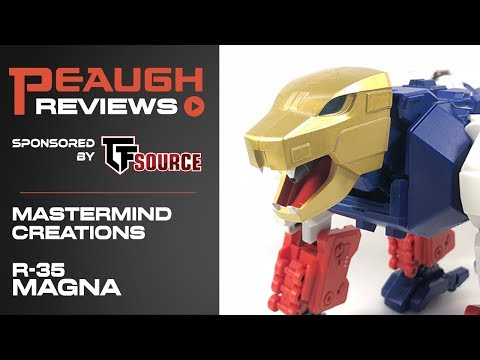 Video Review: Mastermind Creations R-35 MAGNA