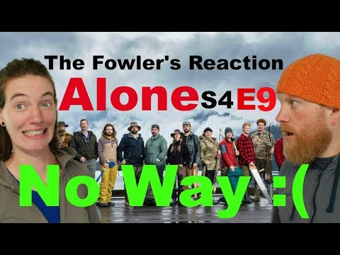 Thumbnail: The Fowler's Reaction to ALONE S04 E09 (History's Alone Season 4 Episode 9)