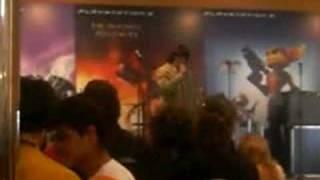 II salón del manga gran canaria Karaoke sephiroth