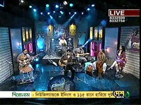 Arnob-Koshtogulo (Live @ Desh Tv : Close Up Call er Gaan)