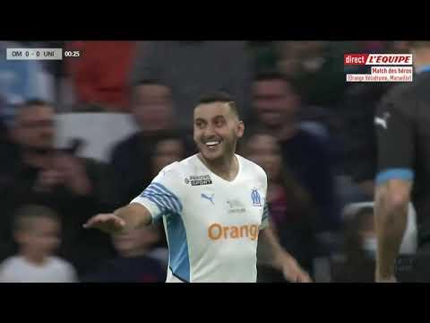Football | OM LEGENDS 7 – 4 UNICEF | Replay du match des héros