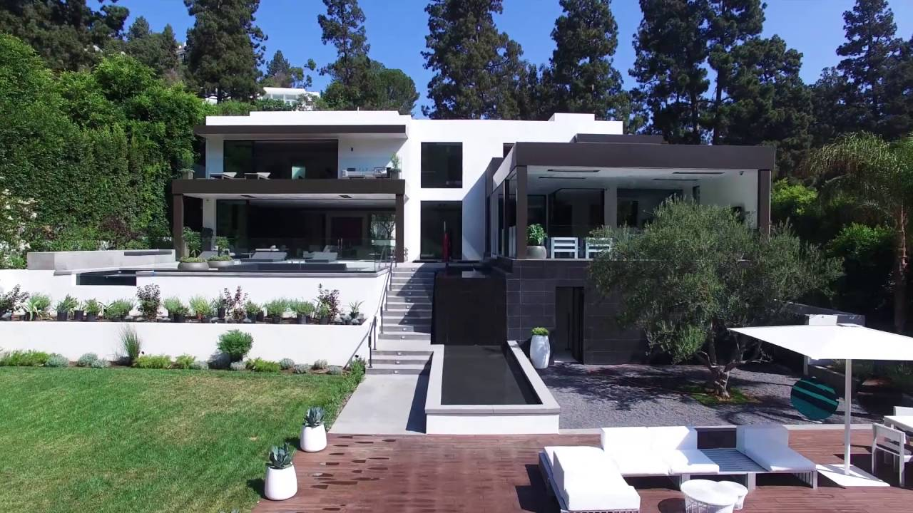 1231 Lago Vista Drive Beverly Hills Youtube