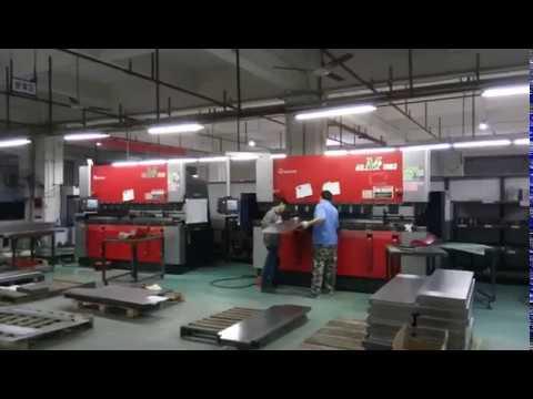 China Sheet Metal Factory Vending Machine Self Kiosk