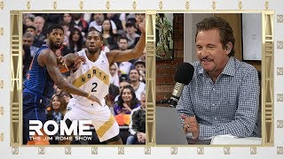 The Clippers Patience Pays Off With Kawhi And Paul George | The Jim Rome Show