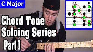 """Chord Tone Soloing Series (part 1) - Targeting Chord Tones in the """"Home Box"""""""