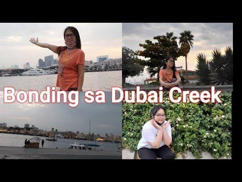 PARA KANARING NAKARATING SA DUBAI CREEK/PANOORIN NYO GUYS