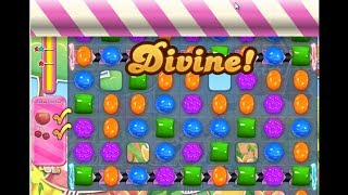 ★★★ Candy Crush Saga Level 593 - No boosters - 3 stars !