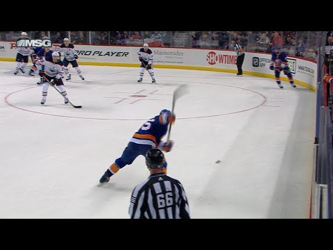 11/07/17 Condensed Game: Oilers @ Islanders