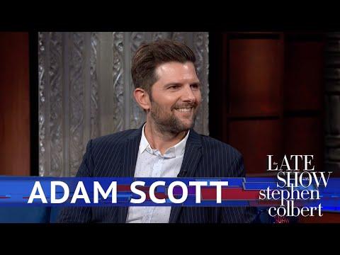 Adam Scott's Kids Won't Watch Shows Starring Adam Scott