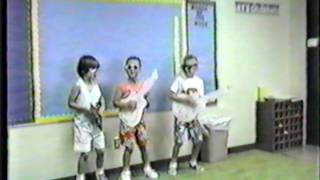 Troy Elementary 1st Grade Talent Show 1988 (class of 1999)